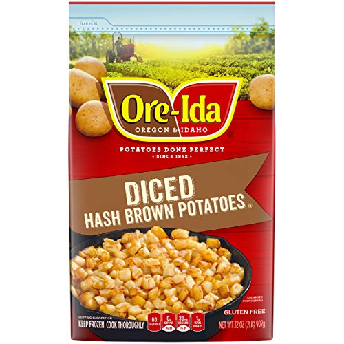 Ore-Ida, Southern Style Hashbrowns, 32 oz (Frozen)