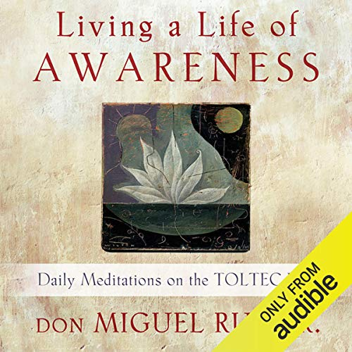 Living a Life of Awareness audiobook cover art