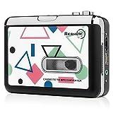Reshow2015 Lecteur Cassette/Cpnvertisseur Lecteur Cassette pour Convertir MP3 en...