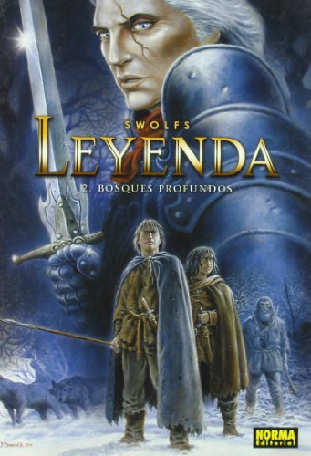 LEYENDA 2 BOSQUES PROFUNDOS (CÓMIC EUROPEO)