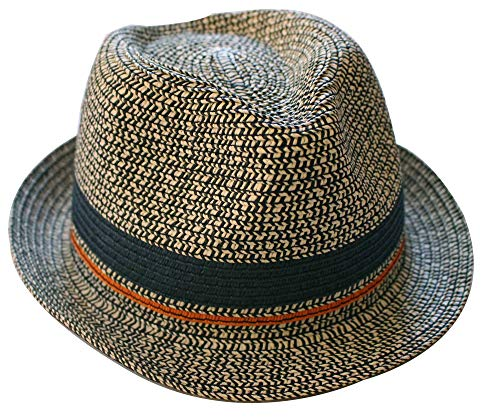 Chapéu panamá cinza infantil tamanho G