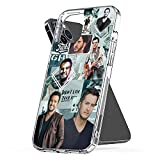 Phone Case Cover Luke Clear Bryan Pc Waterproof TPU Funny Compatible for iPhone 6 6s 7 8 X Xs Xr 11 12 Se 2020 Pro Max Plus