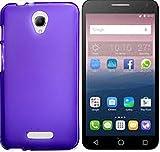 Todobarato24h Funda TPU Lisa ALCATEL One Touch Pop 4 4 Plus Morada