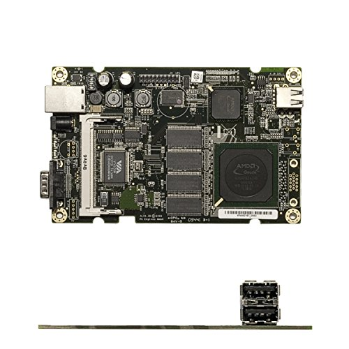 ALIX.3D2 ALIX 3D2 Mainboard, 500MHz, 256MB, 1xLAN, 2xMini-PCI, USB from PC Engines