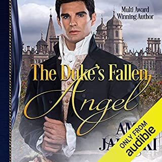 The Duke's Fallen Angel                   By:                                                                                                                                 Amy Jarecki                               Narrated by:                                                                                                                                 Raphael Corkhill                      Length: 10 hrs and 20 mins     34 ratings     Overall 4.5