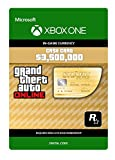 Grand Theft Auto Online - GTA V Whale Shark Cash Card | 3,500,000 GTA-Dollars | Xbox One - Código de descarga
