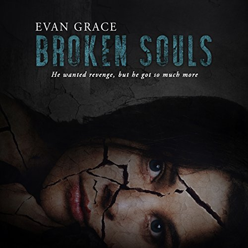Broken Souls audiobook cover art