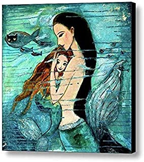 fine art mermaid paintings