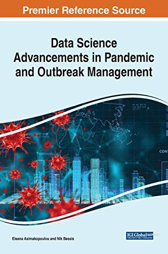 Data Science Advancements in Pandemic and Outbreak Management Front Cover
