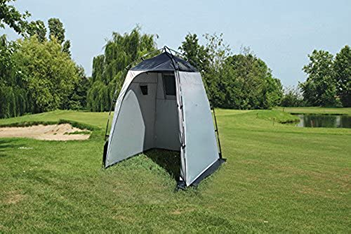 Tente de camping multifonction multicab. Rideau de cuisine, douche, salle de bains rideau de mer, de camping, de plage, de montagne. 150x 150x 210cm