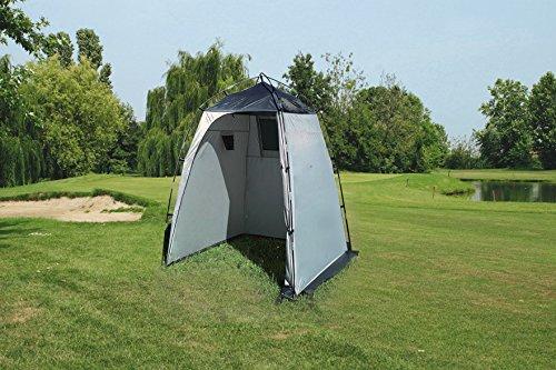 1C Tenda da Campeggio Multifunzione MULTICAB. Tenda per Cucina, Doccia, Bagno ECC. Tenda da Mare, da Camping, da Spiaggia, da Montagna. 150x150x210 cm