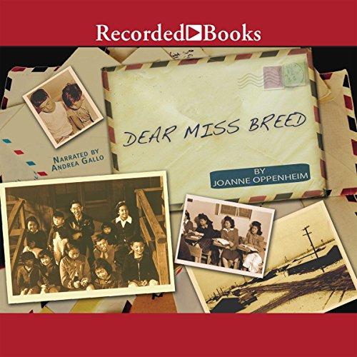 Dear Miss Breed audiobook cover art