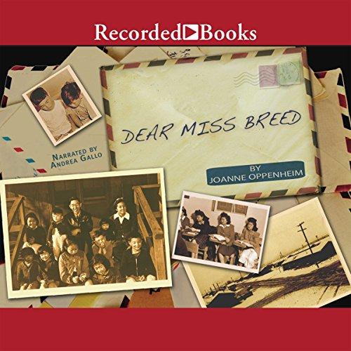 Dear Miss Breed audiobook cover art