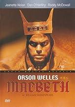 Macbeth (Orson Welles) 1948 [All Region] by Jeanette Nolan, Dan O'Herlihy, Roddy McDowall, Alan Napier Orson Welles