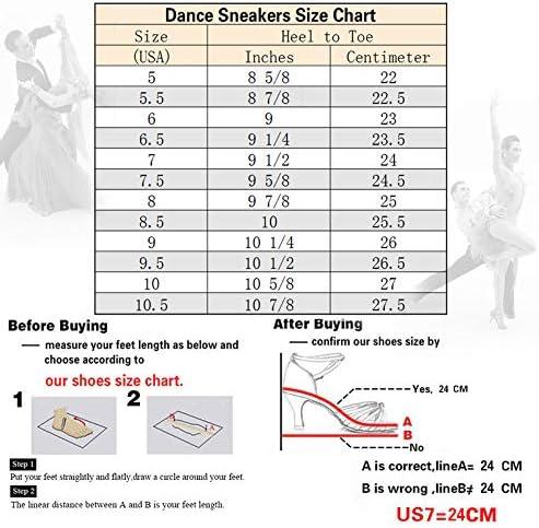 DKZSYIM Tap Shoes Split-Sole Dancing Shoes for Girls, Women and Men,Model WX-LDD