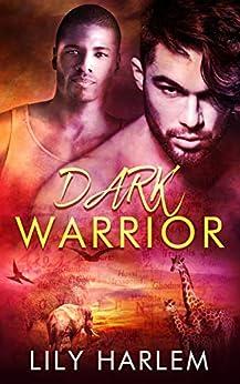 Dark Warrior: Gay Romance by [Lily Harlem]
