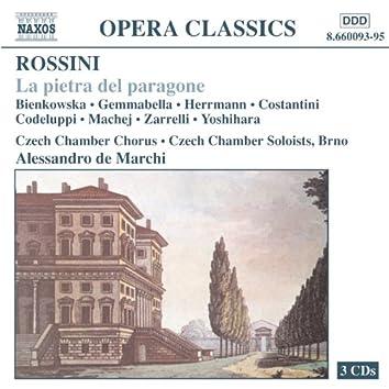 Rossini: Pietra Del Paragone (La)