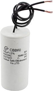 Aexit CBB61 2 c/âbl/é Polypropyl/ène Film Moteur /électrique condensateur 1.5uF AC 450V 602L374
