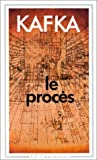 Le Procès - Flammarion - 03/08/1993