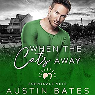 When the Cat's Away audiobook cover art