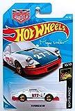 Hot Wheels 2018 50th Anniversary Nightburnerz Magnus Walker '71 Porsche 911 235/365, White and Red