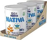 Nativa 2 - Leche de continuación a partir de los 6 meses 3x800g