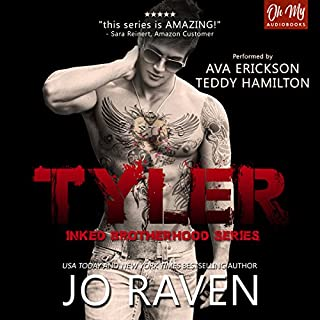 Tyler audiobook cover art