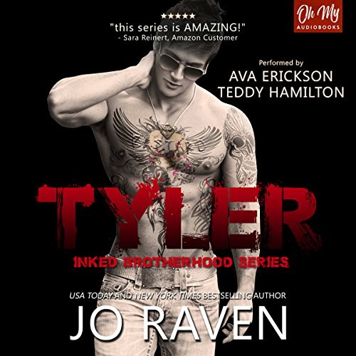 Tyler audiobook cover art