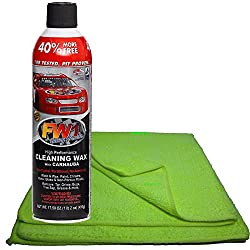 FW1 Carnauba Waterless Wash & Wax