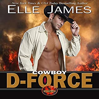 Cowboy D-Force     Brotherhood Protectors, Book 4              Written by:                                                                                                                                 Elle James                               Narrated by:                                                                                                                                 Gregory Salinas                      Length: 2 hrs and 42 mins     Not rated yet     Overall 0.0