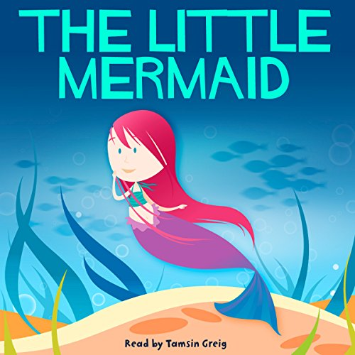 The Little Mermaid cover art