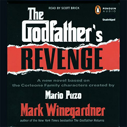 The Godfather's Revenge audiobook cover art