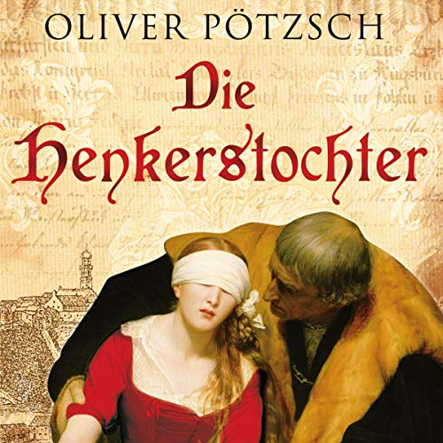 Die Henkerstochter audiobook cover art