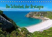 Die Schoenheit der Bretagne (Tischkalender 2022 DIN A5 quer): Die abwechslungsreichen Kuesten und Gegenden im aeussersten Westen Frankreichs (Monatskalender, 14 Seiten )