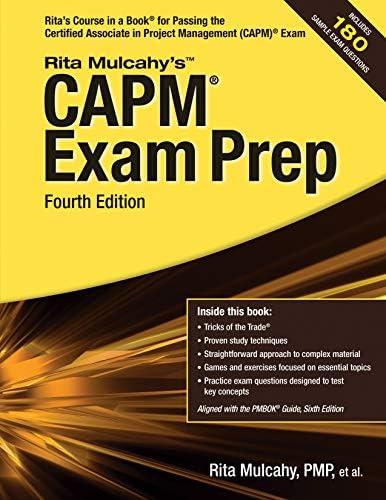 CAPM Exam Prep Fourth Edition product image
