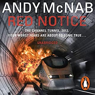 Red Notice                   By:                                                                                                                                 Andy McNab                               Narrated by:                                                                                                                                 Colin Buchanan                      Length: 10 hrs and 15 mins     274 ratings     Overall 4.2