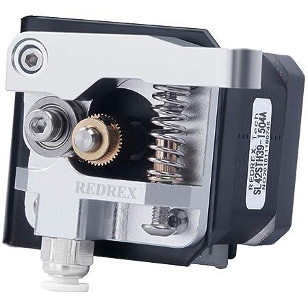Dissipateur thermique en m/étal Hotend Pi/èces 3D pour CR-10 Ender 3 avec buse MK8 et disjoncteur thermique CR10 Camisin Extrudeuse MK8 CR10