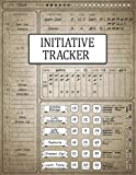 Initiative Tracker: Encounter Tracker For RPG Games: DM Tools: Easy And Fast Combat Organization: 1 - 6 Players: For Tracking HP, Conditions, Player and Enemy Stats