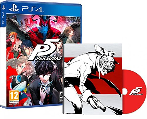 Persona 5 - Day One Steelbook Edition