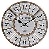 Reloj Pared Grand Hotel 34CM - Blanco