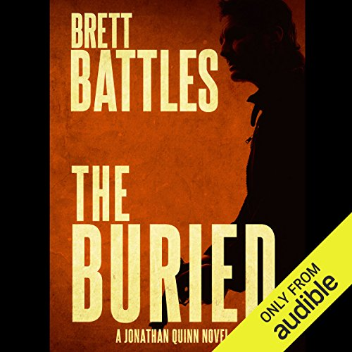 The Buried audiobook cover art