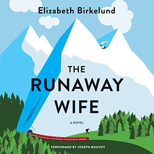 The Runaway Wife audiobook cover art