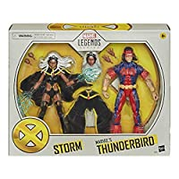 X-Men ムービー マーベルレジェンド ストーム & サンダーバード 6インチアクションフィギュア [並行輸入品]