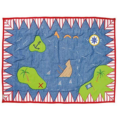 Win Vert 5060299351370 Petite Pirate Shack Sol Quilt
