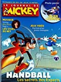JOURNAL DE MICKEY (LE) [No 2959] du 04/03/2009 - JULIEN LIZEROUX - SLIIMY - MA ROSE - PEP'S / LES STARS DU NET - JEUX VIDEO - HANDBALL / LES SECRETS DES EXPERTS