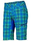 VAUDE Women 's Scopi Pantalones, Primavera/Verano, Mujer, Color Dark Steel/Pear, tamaño 40 [DE 38]