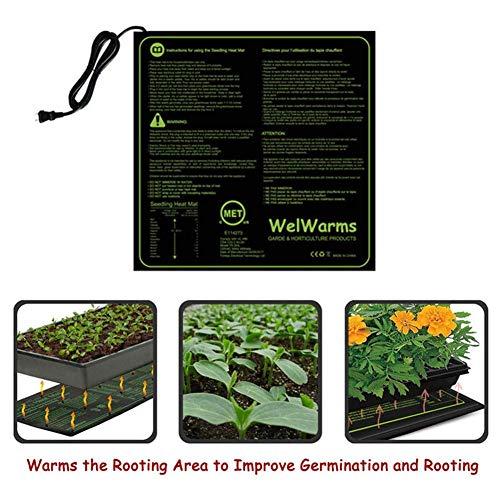 WYZXR Guantes Garden Genie Guantes Garden Genie utilizados para excavar y Cultivar Plantas de vivero, Guantes para Plantas de jardín, 1 par