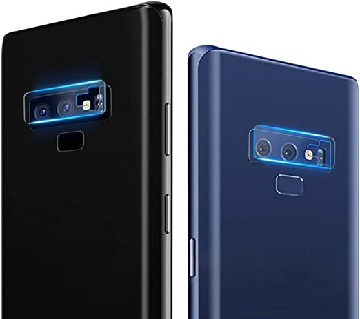 Yanshg pour Samsung Galaxy Note 9 Caméra arrière lentille en verre ...