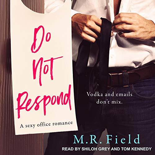 Do Not Respond audiobook cover art