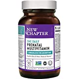 New Chapter Prenatal Vitamins, One Daily Prenatal...